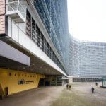 Das Berlaymont-Gebäude im EU-Viertel von Brüssel