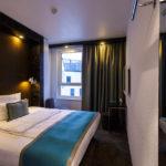 Zimmer im Hotel Motel One Brüssel