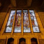 Innenansicht der Nationalbasilika des Heiligen Herzens