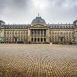 Der Königliche Palast (Palais Royal / Koninklijk Paleis) in Brüssel