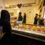 Pralinengeschäft von Pierre Marcolini in den Galeries Royales Saint-Hubert