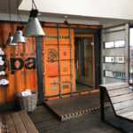Sauna im 25hours Hotel HafenCity in Hamburg