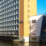 Außenansicht des Hotel Sofitel Hamburg Alter Wall