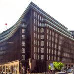 Das Chilehaus im Hamburger Kontorhausviertel