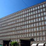 Der Sprinkenhof im Hamburger Kontorhausviertel