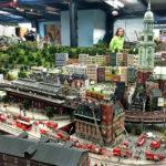 Hamburg in der Modelleisenbahn Miniatur Wunderland