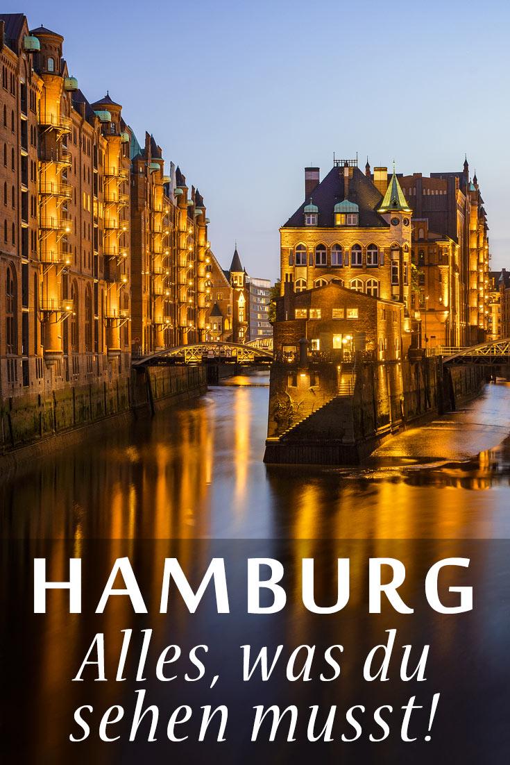 Hamburg: Reisebericht mit Erfahrungen zu Sehenswürdigkeiten, den besten Fotospots sowie allgemeinen Tipps und Restaurantempfehlungen.