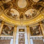Saal der Republiken (Turmsaal) im Hamburger Rathaus