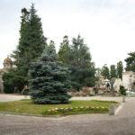 Der Cimitero Monumentale in Mailand