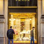 In der Galleria Vittorio Emanuele II reihen sich die bekanntesten Modegeschäfte aneinander