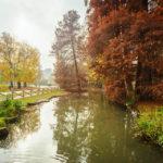 Kleiner See im Parco Sempione