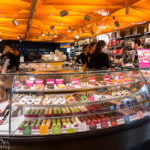 Spezialitäten im Kaufhaus Rinascente Milano