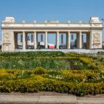 Eingangsportal im Gorki-Park