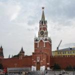 Der Erlöser-Turm des Kreml