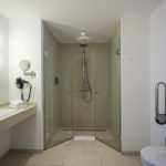 Badezimmer im elements pure FENG SHUI CONCEPT HOTEL in Bremen