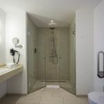 Badezimmer im elements pure FENG SHUI CONCEPT HOTEL in Bremen