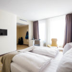 Doppelzimmer im elements pure FENG SHUI CONCEPT HOTEL in Bremen