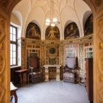 Das Kabinett zu Ehren Kaiser Wilhelm II im Bremer Rathaus
