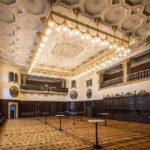 Der Festsaal im Bremer Rathaus