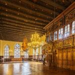 Die Obere Rathaushalle im Bremer Rathaus