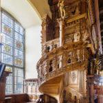 Detailaufnahme der Oberen Rathaushalle im Bremer Rathaus