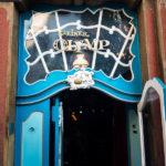 Das Restaurant Kleiner Olymp im Schnoorviertel