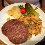 Bremer Knipp im Restaurant Kleiner Olymp