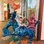 Eine kunstvolle Adaption der Bremer Stadtmusikanten