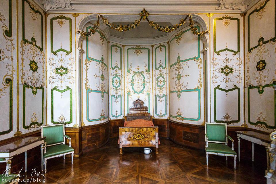 Das Napoleonzimmer im Kaisertrakt des Stift Göttweig