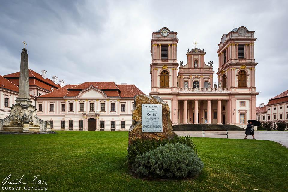 Stiftskirche im Stift Göttweig