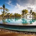 Großer Pool im Hotel Trou aux Biches Beachcomber