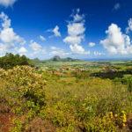 Mauritius präsentiert sich grün und abwechslungsreich