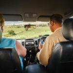 Alain von Nature Trails führt seine Gäste an faszinierende Orte auf Mauritius