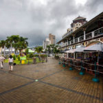 Die Caudan Waterfront in Port Louis