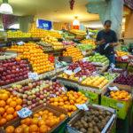 Der Zentralmarkt in Port Louis