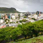 Blick vom Fort Adélaide / Citadel auf Port Louis