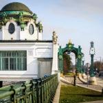 Der Hofpavillon Hietzing mit der kaiserlichen Auffahrtsrampe