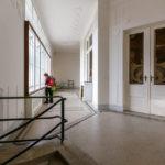 Die beiden Zugänge zu den Bahnsteigen im Hofpavillon Hietzing existieren heute nicht mehr