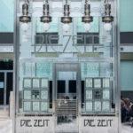 """Nachbildung des Depeschenbüros der Zeitung """"Die Zeit"""""""