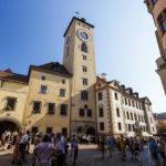 Das Alte Rathaus von Regensburg