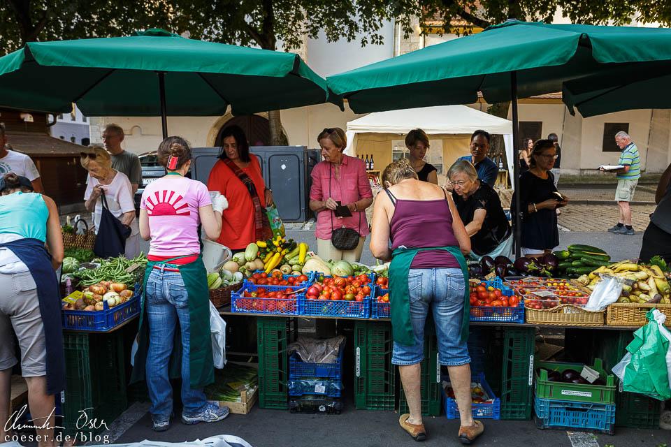 Wochenmarkt Regensburg