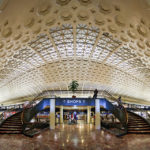 Innenansicht der Union Station in Washington