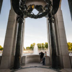 Das World War II Memorial in Washington