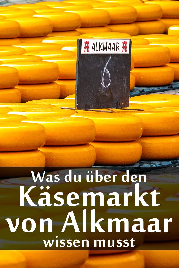 Käsemarkt in Alkmaar: Reisebericht mit Erfahrungen zu Sehenswürdigkeiten, den besten Fotospots sowie allgemeinen Tipps und Restaurantempfehlungen.