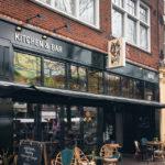 Außenansicht des Wolf Hotel Kitchen & Bar in Alkmaar