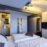 Doppelzimmer im Wolf Hotel Kitchen & Bar in Alkmaar