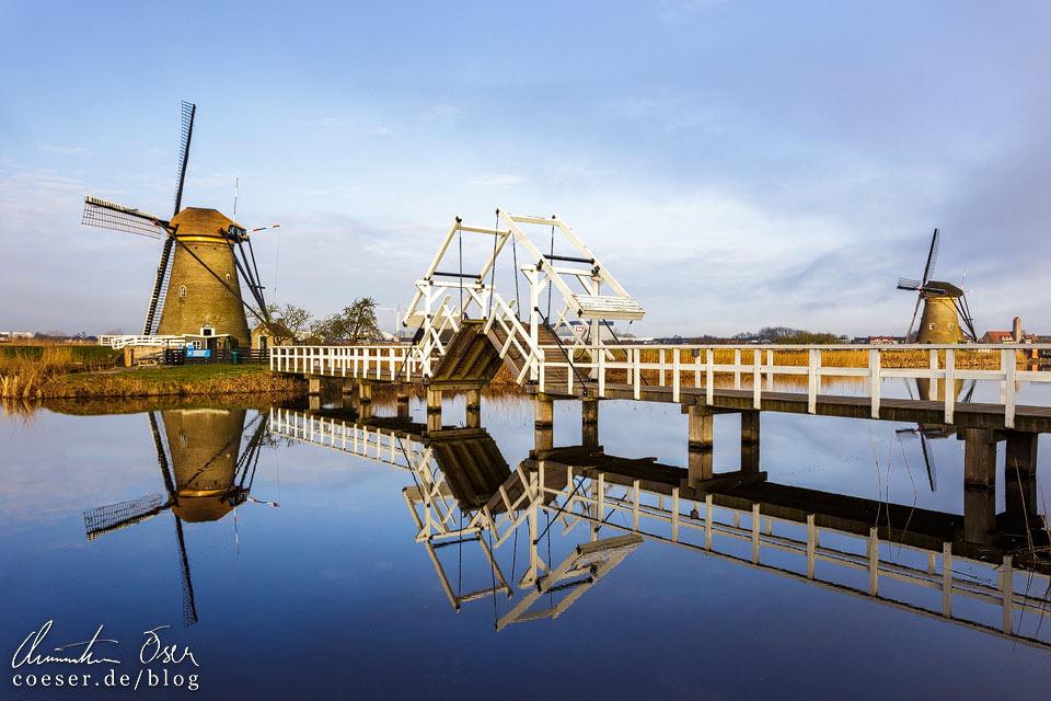 Windmühlen von Kinderdijk