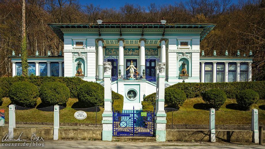 Villa Wagner I von Otto Wagner