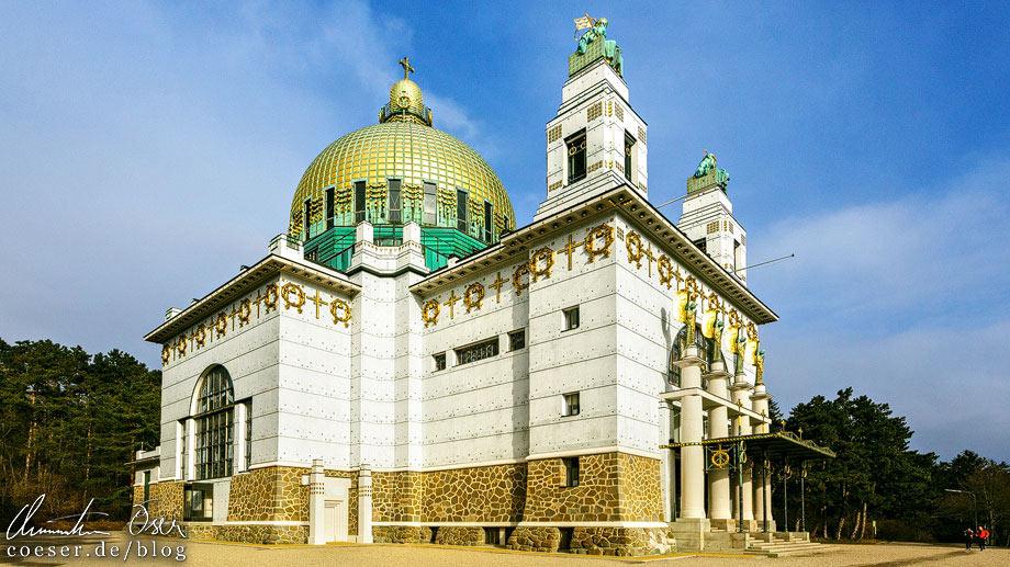 Kirche am Steinhof von Otto Wagner