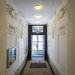 Eingangsfoyer des Ankerhauses von Otto Wagner in Wien